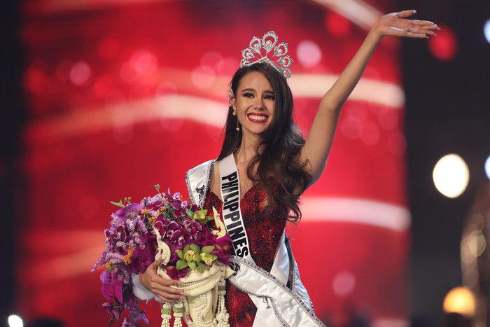 Miss Universe η εκθαμβωτική Κατριόνα Γκρέι από τις Φιλιππίνες