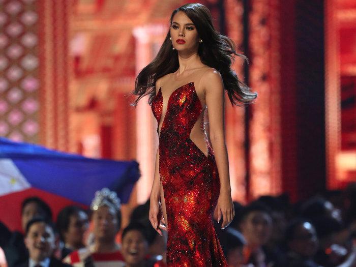 Miss Universe η εκθαμβωτική Κατριόνα Γκρέι από τις Φιλιππίνες - εικόνα 2
