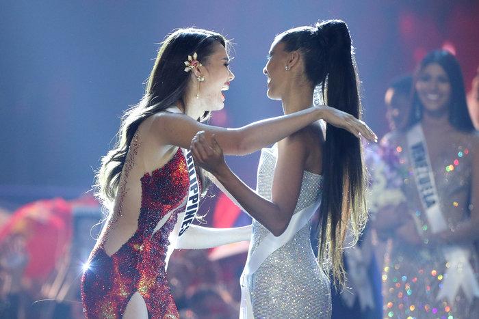 Miss Universe η εκθαμβωτική Κατριόνα Γκρέι από τις Φιλιππίνες - εικόνα 3