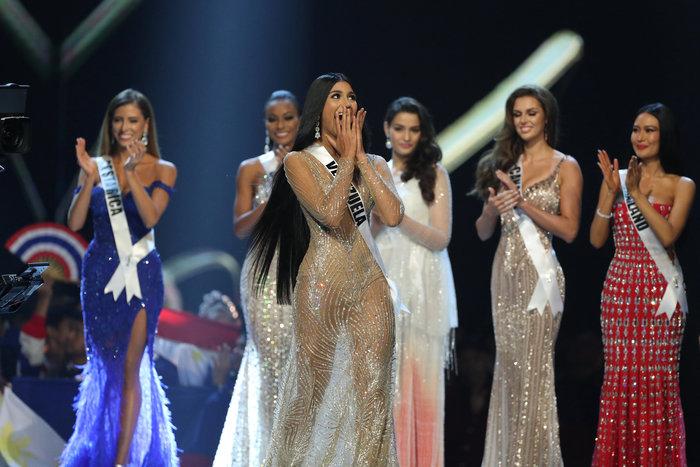Miss Universe η εκθαμβωτική Κατριόνα Γκρέι από τις Φιλιππίνες - εικόνα 5