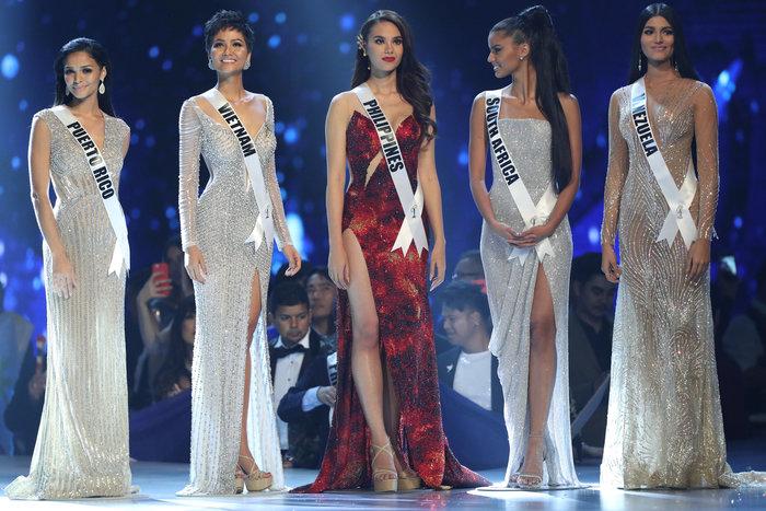 Miss Universe η εκθαμβωτική Κατριόνα Γκρέι από τις Φιλιππίνες - εικόνα 6