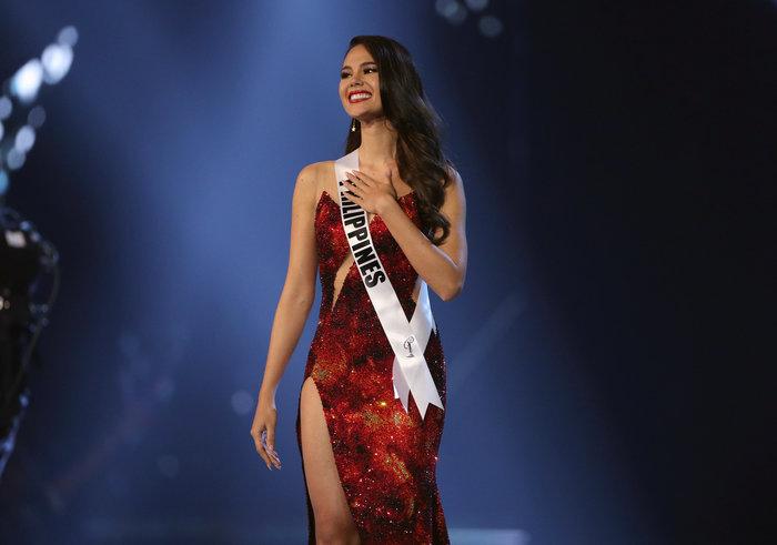 Miss Universe η εκθαμβωτική Κατριόνα Γκρέι από τις Φιλιππίνες - εικόνα 7