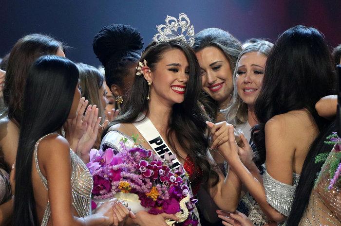Miss Universe η εκθαμβωτική Κατριόνα Γκρέι από τις Φιλιππίνες - εικόνα 8