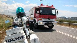Εξαμίλια: Σύλληψη οδηγού που παρέσυρε και εγκατέλειψε δυο άτομα