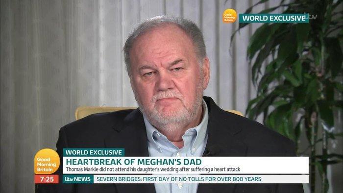 O πατέρας της Μέγκαν Μαρκλ ξαναχτυπά: Η δημόσια έκκληση προς τη βασίλισσα