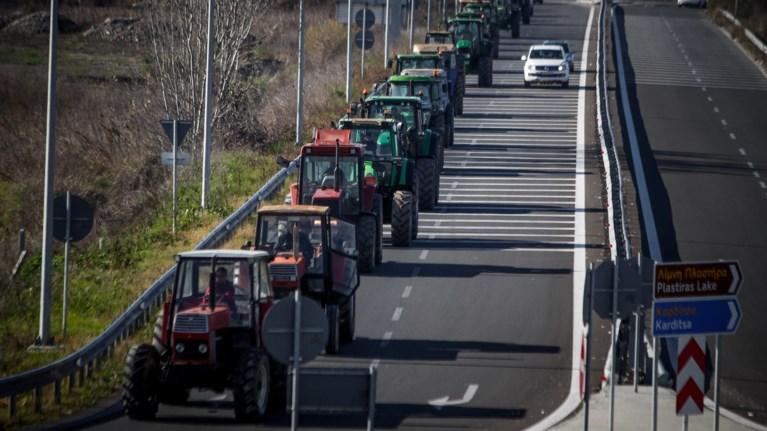 Οδηγίες προς τους οδηγούς λόγω αγροτικών κινητοποιήσεων