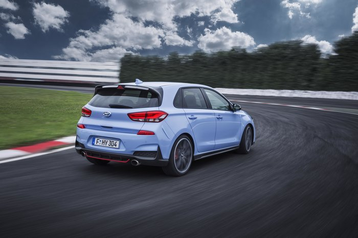"""Βραβείο """"Auto Bild Sportscars of the Year"""" για το Hyundai i30N"""