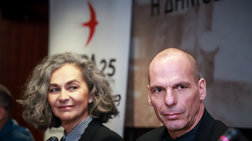 Υποψήφια με το κόμμα του Γ. Βαρουφάκη η Σοφία Σακοράφα