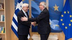 Γιούνκερ και Παυλόπουλος υπέρ της ένταξης χωρών των Δυτ. Βαλκανίων στην ΕΕ