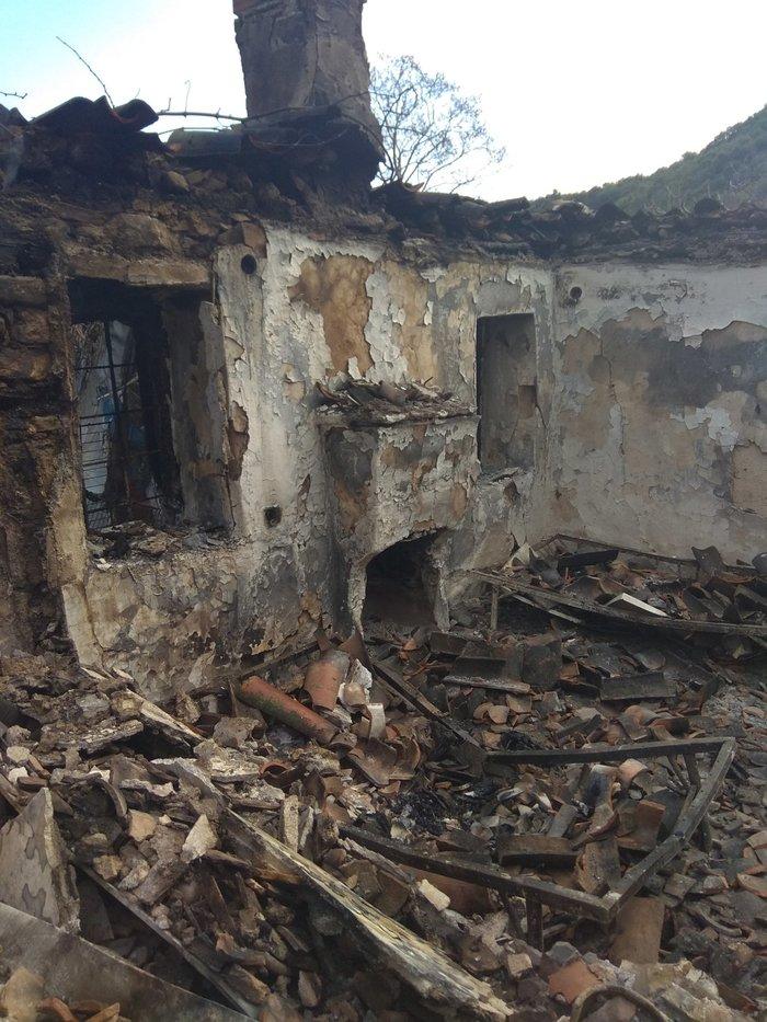 Τραγωδία στη Λάρισα-Απανθρακώθηκε 89χρονη