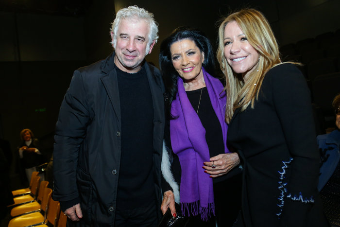 Πέτρος Φιλιππίδης, Ζωζώ Σαπουντζάκη, Μαριάννα Λάτση