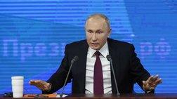"""Επίθεση Πούτιν σε Βαρθολομαίο: """"Θέλει να κερδίσει χρήματα"""""""