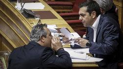 Δύο γραμμές ξανά στη συγκυβέρνηση με αφορμή τα ελληνοτουρκικά