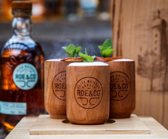 Το νέο premium Irish whiskey Roe & Co είναι η ιδανική βάση για cocktail - εικόνα 2