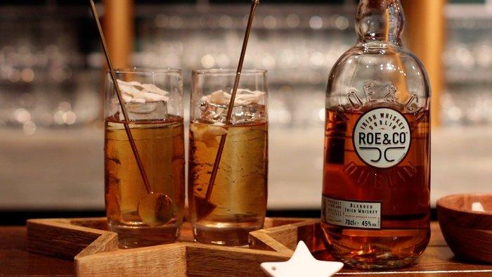 Το νέο premium Irish whiskey Roe & Co είναι η ιδανική βάση για cocktail - εικόνα 6
