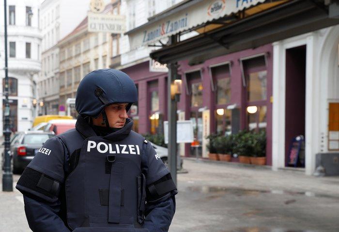 Πυροβολισμοί στο κέντρο της Βιέννης- Ένας νεκρός