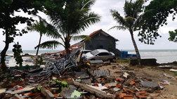 Φονικό τσουνάμι στην Ινδονησία με 168 νεκρούς και 745 τραυματίες