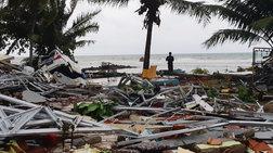 Στους 281 οι νεκροί από το τσουνάμι στην Ινδονησία