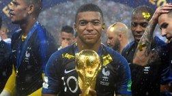 Αθλητής της χρονιάς στη Γαλλία, ο Μπαπέ