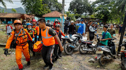 Ινδονησία: 373 οι νεκροί-Συγκλονιστικές μαρτυρίες επιζώντων