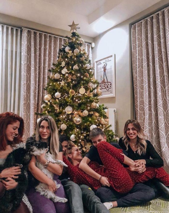 Χριστούγεννα στα στολισμένα σπίτια των Ελλήνων celebrities (εικόνες) - εικόνα 3