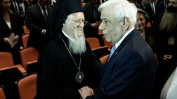Επικοινωνία Πρ. Παυλόπουλου - Οικουμενικού Πατριάρχη