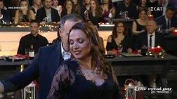 Η Χριστίνα Αλεξανιάν χόρεψε ένα αισθησιακό τσιφτετέλι