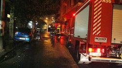Ένας νεκρός από φωτιά σε διαμέρισμα της Θεσσαλονίκης