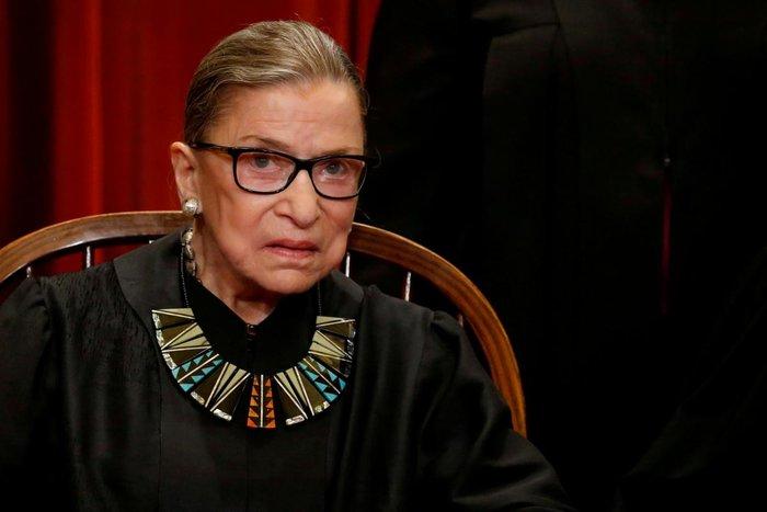 Η γυναίκα δικαστής που είναι σύμβολο των αγώνων της Αμερικής