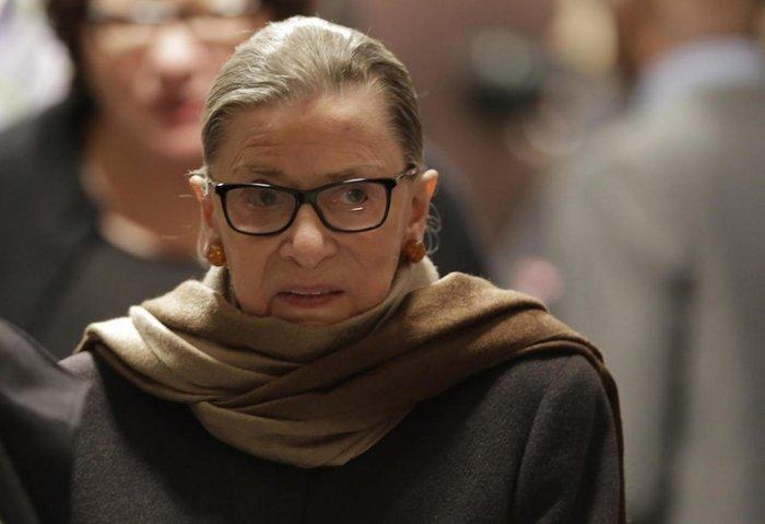 Η γυναίκα δικαστής που είναι σύμβολο των αγώνων της Αμερικής - εικόνα 2