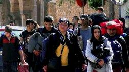 Deutsche Welle: Εγκλωβισμένοι χωρίς προοπτική στη Χίο