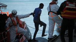 Ελιμενίστηκε το πλοίο Open Arms με 311 μετανάστες στην Ισπανία