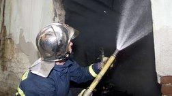 Φωτιά σε μονοκατοικία στην Καστοριά