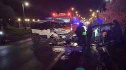 Τροχαίο στην Καλαμάτα-Τρεις νεκροί, οι δύο ανήλικοι