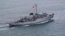 Κλιμακώνει τις προκλήσεις σε Αιγαίο και κυπριακή ΑΟΖ η Τουρκία