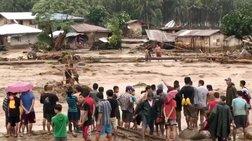 Στους 68 έφτασαν οι νεκροί από την καταιγίδα Ουσμάν στις Φιλιππίνες