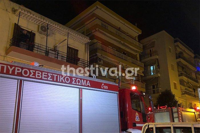 Τραγωδία στη Θεσσαλονίκη: 14χρονος έπεσε από ταράτσα