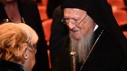 Οικουμενικός Πατριάρχης: Το 2019 να νικήσει η αγάπη την αδιαφορία