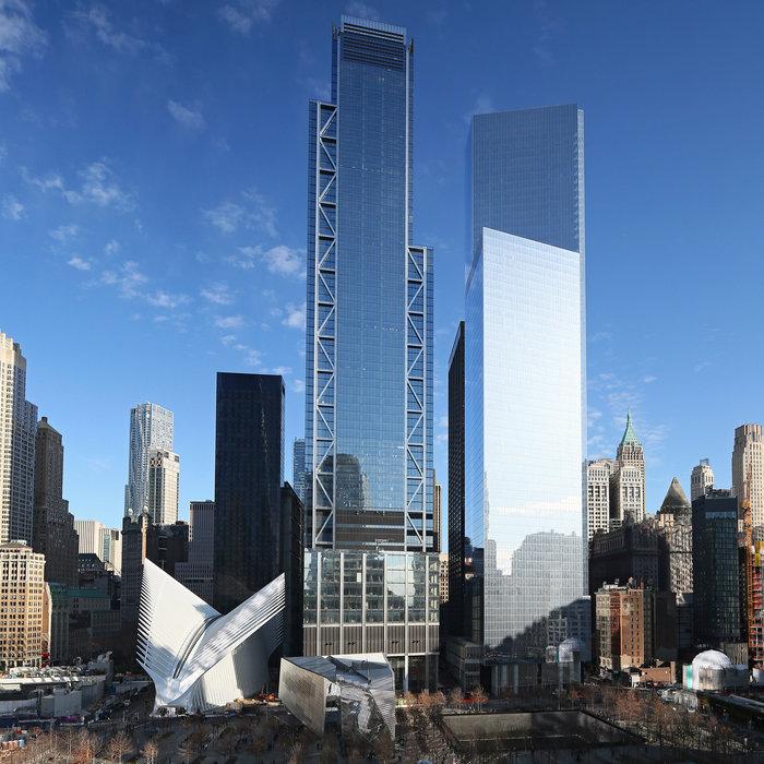 Κέντρο παγκόσμιου εμπορίου Νέα Υόρκη, Roger Stirk Harbour + Partners