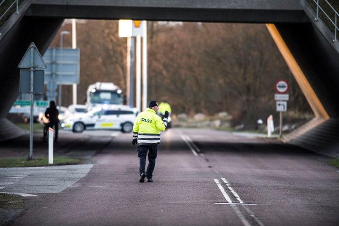 Δανία: Η κακοκαιρία πιθανόν ευθύνεται για το δυστύχημα-Έξι νεκροί - εικόνα 4