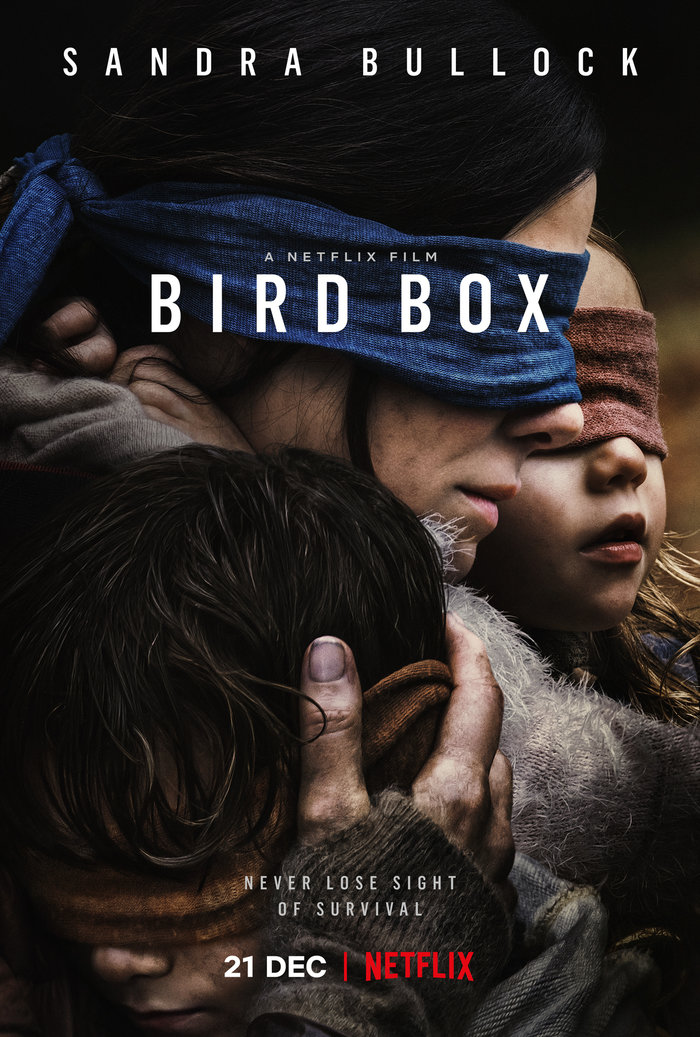Bird Box: Η Μπούλοκ αποκαλύπτει πώς έμοιαζαν τα μυστηριώδη πλάσματα