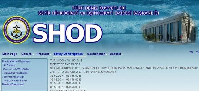 Η Τουρκία στέλνει το Barbaros στην ελληνική υφαλοκρηπίδα