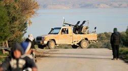 Ισχυρά πλήγματα στη Συρία δέχεται η Τουρκία