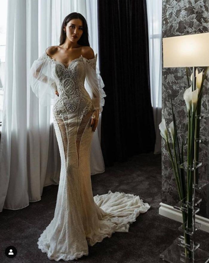 """Η Μπιγιονσέ αποκάλυψε το  haute couture νυφικό του """"δεύτερου"""" γάμου της - εικόνα 2"""