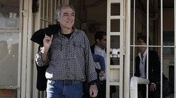 Συνοδεία μέλους του Ρουβίκωνα η βόλτα Κουφοντίνα στην Αθήνα