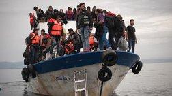 WSJ: Λιγότεροι μετανάστες διέσχισαν την Μεσόγειο το 2018