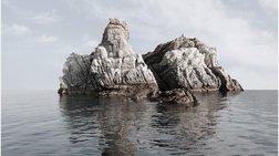 nisia-kai-braxonisides-anaduontai-apo-ti-thalassa-ekthesi-fwtografias