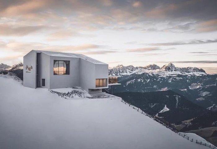 Ένα Μουσείο στα χιόνια που κόβει την ανάσα