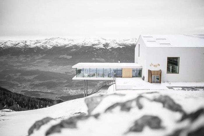Ένα Μουσείο στα χιόνια που κόβει την ανάσα - εικόνα 2