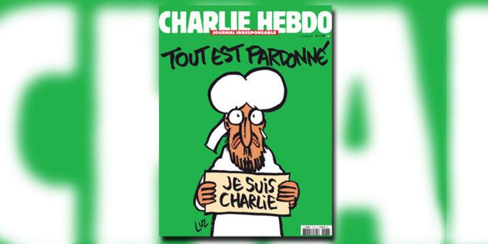 Charlie Hebdo: Τέσσερα χρόνια μετά,  «όλα συγχωρούνται»